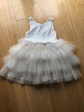 H&M Girls Dress Stunning Sequin, Tutu Party  Dress, Size 7-8 Years