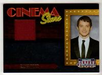 2009 Donruss Americana Cinema Stars Relic Card #14 Elijah Wood! 76/150!