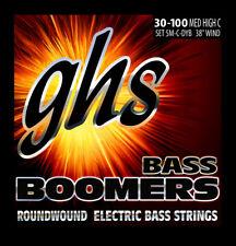 GHS 5M-C-DYB BASS BOOMERS - MEDIUM - 5-STRING SET **HIGH C**