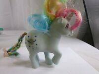 My Little Pony Vintage G1 Rainbow Moonstone 1983 Unicorn KCB