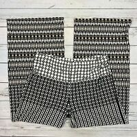 Chicos Knit Kit Printed Palazzo Pants Size 2 Womens Large 12 Pull On 570146475