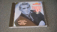The Essential One & Only Jerry Lee Lewis cd