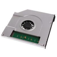 Laptop Internal DVD Optical Drive Bay M.2 NGFF SSD Caddy to 9.5mm SATA Tray