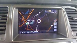 11-14 Nissan Murano CrossCabriolet Navigation Display Screen OEM