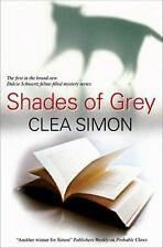 Shades of Grey (Dulcie Schwartz), Clea Simon, Good Condition, Book