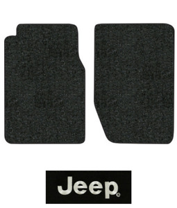 1969-1970 Jeep J-2700 Floor Mats - 2pc - Loop