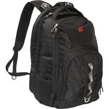 SwissGear Travel Gear ScanSmart Backpack 1271 - Black Business & Laptop Backpack