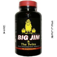 Big Jim & The Twins Penis Enlargement Natural Male Sexual Stamina Enhancement