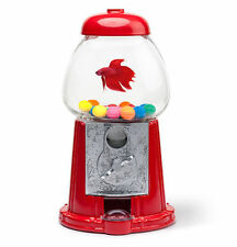 NEW COOKIE JAR or CANDY JAR  THAT LOOKS LIKE A Antique Gumball Machine Style