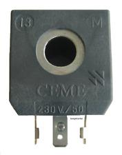 Magnetspule CEME  688 230V 17VA   Magnetventilspule CEME 688