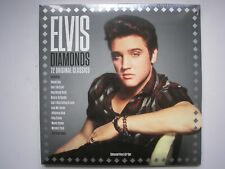 ELVIS PRESLEY Diamonds UK 4 x LP 2019 new mint sealed coloured vinyl 72 tracks