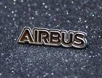 Pin AIRBUS 35mm silver metal pin