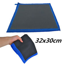 Clay Cloth Car Wash Towel Paint Care Cleaning Detailing Polishing Mitt 32x30cm