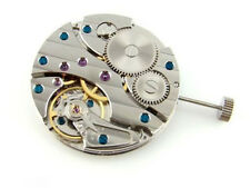 17 Jewels Asian Swan Neck Mechanical Movement Hand Windining Watch Movement