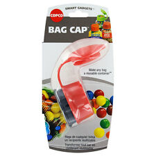 Copco Smart Gadgets Bag Cap, Assorted Colors, Small, Ea