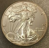 2015 American 🇺🇸 Eagle Walking Liberty 1oz Silver Bullion Dollar UNC