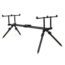 Fox Horizon Duo 3 Rod Pod and Carry Case-New for 2015 *Brand New* CRP027