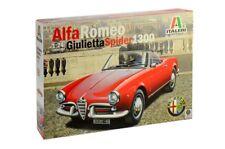 Italeri Alfa Romeo Giulietta Spider 1300 1:24 - Rossa