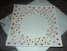 Partylite  CANDLE GARDEN TRAY FOR PILLARS OR 3 WICKS