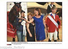 Photo originale Monaco Princesse Caroline - Jumping 2008 ( 055 )