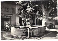 01 - cpsm - FERNEY VOLTAIRE - La fontaine de Voltaire