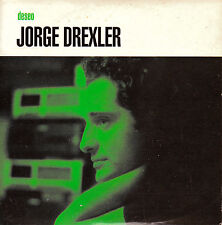 CD SINGLE promo JORGE DREXLER deseo SPAIN 2004