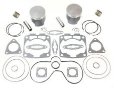 2003-2004 POLARIS 600 CLASSIC *SPI PISTONS,BEARINGS,TOP END GASKET KIT* 77.25mm