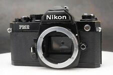 :Nikon FM2 N FM2N 35mm Film SLR Black Camera Body - For Parts / Repair
