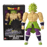 "Bandai Dragon Ball Stars Limit Breaker Legendary Saiyan Broly 13"" Action Figure"