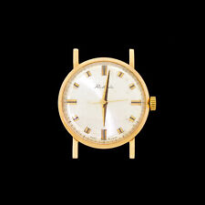USSR/Soviet Vintage RAKETA 2209 Solid Rose Gold 583,14k 23 Jewel Wrist Watch