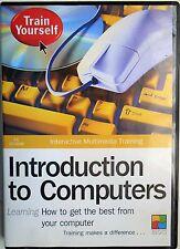 Introduzione a computer PC CD-ROM computer il software di formazione interattive