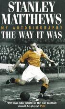 The Way It Was: My Autobiography-Stanley Matthews