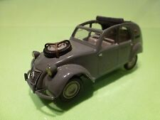 NOREV  1:43  - CITROEN 2CV  2 CV  AZ   4X4 -   GOOD CONDITION