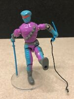1993 NIGHT CREEPER (v2) COBRA NINJA Vintage G.I. Joe Figure RARE ARAH