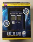 DOCTOR+WHO+BBC+TARDIS+PROJECTION+ALARM+CLOCK