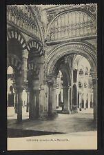 3237-CÓRDOBA -Interior de la Mezquita