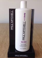 Paul Mitchell  Extra Body Daily Rinse 33.8 oz Liter Thickens Detangles NEW
