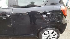 2015 CITROEN C1 NSR REAR PASSENGER DOOR COMPLETE BLACK MK2