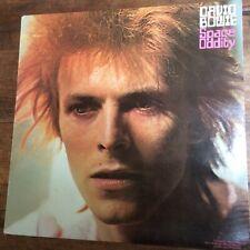 David Bowie SPACE ODDITY original 1972 vinyl LP RCA victor LSP-4813 1st issue