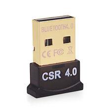 Bluetooth 4.0 USB 2.0 CSR 4.0 Dongle Adapter fr PC LAPTOP WIN XP VISTA 7/8/10 OP