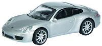 Schuco 1:87 452628100 Porsche 911 Carrera S silber NEU OVP