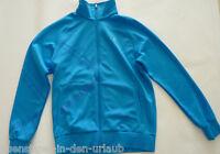 PUMA Herren Sweatjacke Jacke Sportjacke Sport Joggen Fitness blau M 48 50 NEU