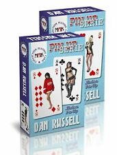 """Playing cards """"Dan Russell"""". Erotica. Pin-up."""