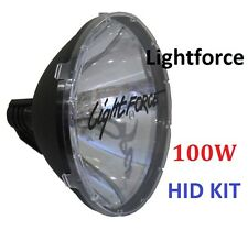 100W 6000K Fast Start HID Kit for Lightforce Blitz 240 Striker 170 Offroad Light