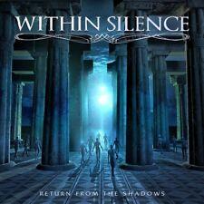 WITHIN SILENCE - RETURN FROM THE SHADOWS   CD NEU