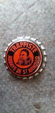 Trappist Jemappes Kroonkurk capsule kronkorken chapa tappo beer cap bottle