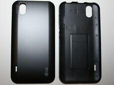 LG P970 Optimus Black Akku Deckel Back Cover Klappe Schale  black