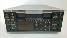 Sony HVR-M35U 1080i RECORDER PLAYER DV Digital Deck - 7x10  Drum Hours HDV  HD