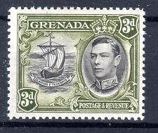 Grenada 3d  KGVI P12.5 SG 158 Cat £21 1938-50 lmmint [22802]