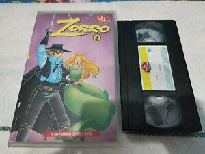 VHS BIM BUM BAM ZORRO 2